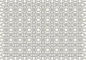 Horizontal,Abstract,No People,Geometric Shape,Illustration,Seamless Pattern,Vector,Pattern