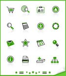 Symbol,Icon Set,Web Page,Computer Icon,Green Color,Internet,Shopping,Interface Icons,Downloading,Icon sets,Design Element,Black Color,Vector Icons,Illustrations And Vector Art,Ilustration,Icons Sets,Internet Icon