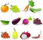 Vegetable,Dragon Fruit,Carrot,Computer Icon,Vector,Green Pea,Seed,Eggplant,Food,Cute,Healthy Lifestyle,Pear,Red,Grape,Pepper - Vegetable,Chili Pepper,Onion,Sweet Food,Greed,Nature,Yellow,Shadow,Illustrations And Vector Art,Tasting,Color Image,green cucumber,Vector Cartoons,Ingredient,Summer,Juice,Pumpkin,Plants