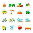Shipping,Crane - Construction Machinery,Symbol,Cargo Container,Freight Transportation,Computer Icon,Train,Truck,Car,Bus,Bicycle,Transportation,Nautical Vessel,Loading,Interface Icons,Set,Delivering,Storage Tank,Shiny,Badge,Mobile Crane,Arrival,Vector Icons,Transportation,Illustrations And Vector Art,Multi Colored