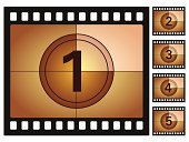 Camera Film,Film Reel,Countdown,Film Industry,Number,Camera - Photographic Equipment,Vector,Photograph,Counting,Frame,Number 1,Photography Themes,White,Art,Black Color,Backgrounds,Design,White Background,Clip Art,Isolated,Isolated On White,Illustrations And Vector Art,Ilustration,Arts And Entertainment,Cinema,Arts Symbols,Vector Icons