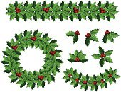 Christmas,Christmas Decoration,Wreath,Holly,Garland,Christmas Ornament,Holiday,Backgrounds,Banner,Frame,Happiness,Leaf,Decoration,Pattern,Symbol,Gift,Winter,Greeting,Vector,Ornate,Tree,Ribbon,Placard,Green Color,Backdrop,Ilustration,Joy,Plant,Berry Fruit,Invitation,Celebration,Nature,December,White,Season,Star Shape,Wrapping Paper,Winter,Vibrant Color,Peel,Sparks,Holidays And Celebrations,Nature,Cultures,Evergreen Tree,Traditional Festival,Christmas,Shiny,Holiday Symbols,Year,Painted Image