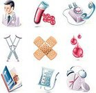 Doctor,Healthcare And Medicine,Medical Exam,Computer Icon,Icon Set,IV Drip,Crutch,Cartoon,Telephone,Three-dimensional Shape,Medicine,Vector,Blood,Pill,Red Blood Cell,Clock,Ilustration,Adhesive Bandage,Equipment,Book,Saline Drip,Urgency,Drop,Cast,Dictionary,Test Tube,Time,Injecting,Emergency Services,Stethoscope,Human Head,Blood Analysis,Style,Alarm Clock,Design Element,Ideas