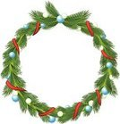 Wreath,Christmas,Holiday,Frame,Ribbon,Vector,Red,Evergreen Tree,Blue,Green Color,Branch,Circle,Flower,Decoration,Christmas Ornament,Decor,Christmas Decoration,Needle,Color Image,Spruce Tree,Design,Thorn,Season,Christmas,Winter,Pine Tree,Holiday Backgrounds,Coniferous Tree,Holidays And Celebrations,New Year's,Ilustration,Design Element,Tree,Single Object,Isolated,Celebration
