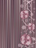 Winter,Pattern,Christmas,Purple,Backgrounds,Vector,Shiny,Christmas Ornament,Disco Ball,Glitter,Decoration,Ornate,Snowflake,New Year's,Vector Backgrounds,Christmas,Illustrations And Vector Art,Ilustration,Snow,Holidays And Celebrations