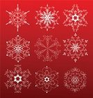 Snow,Christmas,Red,Snowflake,Backgrounds,Thin,Ideas,Vector,Winter,Number 9,template,Ilustration,Computer Graphic,Illustrations And Vector Art,Image,Design Element,Beauty In Nature,Clip Art,Vibrant Color,Nature,Nature,figured,Creativity,Winter,Contour Drawing,White,Sketch
