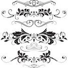 Decoration,Scroll Shape,Vector,Ornate,Tattoo,Decorative Art,Frame,Growth,Art,Design,Floral Pattern,Victorian Style,Old-fashioned,Pattern,In A Row,Design Element,Swirl,Architectural Feature,Computer Graphic,Abstract,Curve,Fretwork,Elegance,Backgrounds,Renaissance,Classical Style,Modern,Shape,Sketch,Horizontal,Outline,Ilustration,Beautiful,Clip Art,Spiral,Line Art,Drawing - Art Product,Creativity,Composition,Part Of,Wave Pattern,Copy Space