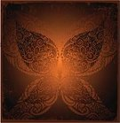 Butterfly - Insect,Elegance,Grunge,Dark,Ornate,Nature,Illustrations And Vector Art