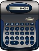 Calculator,Calculating,Number,Counting,Plus Sign,Business Concepts,Business Backgrounds,Illustrations And Vector Art,Subtraction,Finance,Business