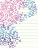 Doodle,Scribble,Star - Space,Cloud - Sky,Heart Shape,Vector,Abstract,Star Shape,Incomplete,Swirl,Teen Pop,Drawing - Art Product,Pencil Drawing,Flower,Ilustration,Hand-drawn,Scroll Shape,Vector Ornaments,Vector Backgrounds,Illustrations And Vector Art