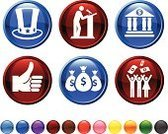 Government,Symbol,Bill,Computer Icon,Icon Set,President,Currency,Motivation,Finance,Banking,Thumbs Up,Money Bag,Decisions,Announcement Message,Human Hand,Vector,Bank,Red,Black Color,Recession,Stick Figure,Digitally Generated Image,No People,Green Color,Blue,Design,Dollar Sign,Dollar,Home Finances,Modern,President Of The USA,bi-partisan,Economic Stimulus,Orange Color,Ilustration,Bailout Bill,Empty,central bank,Yellow,Sparse,Bailout