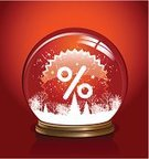 Sale,Christmas,Shopping,Winter,%,Snow,Sphere,Percentage Sign,Label,Tree,Christmas Decoration,Glass - Material,Christmas Tree,Toy,Star Shape,Ilustration,Holidays And Celebrations,Christmas,Illustrations And Vector Art,Season,Fake Snow,Snowflake,Reflexion