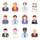 Symbol,Computer Icon,People,Icon Set,Doctor,user,Business,Occupation,Men,Human Face,Avatar,Nurse,Women,Set,Police Force,Internet,Job - Religious Figure,Senior Adult,Manual Worker,Female,Vector,Male,Businessman,Bride,Working,Manager,Business Person,Waiter,Human Resources,Engagement,Secretary,Engineer,Color Image,Isolated,Receptionist,Businesswoman,Isolated On White,Isolated Objects,Illustrations And Vector Art,Silver Surfer,Vector Icons,People