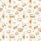 Cake,Food,Pattern,Domestic Kitchen,Backgrounds,Coffee - Drink,Art,Cafe,Tea - Hot Drink,Restaurant,Vector,Seamless,Ilustration,Croissant,Drawing - Art Product,Kitchen Utensil,Dessert,Hamburger,Cup,Sweet Food,Drink,Table,Milk,Glass - Material,Paintings,Candy,Cheese,Cherry,Gourmet,Cream,Beige,Food Backgrounds,Vector Backgrounds,Cooking,Image,Food State,Food And Drink,Illustrations And Vector Art