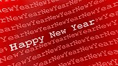 Symbol,Sign,Text,Horizontal,Party - Social Event,New Year's Eve,Red,Backgrounds,Color Image,Abstract,Illustration,Celebration,No People,Photography,New Year's Day