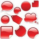 Sale,New,Symbol,Label,Interface Icons,Push Button,Balloon,Red,Sign,Internet,Store,Vector,Bubble,Circle,Web Page,Computer Graphic,Blank,Retail,Shiny,Glass - Material,Design,Rectangle,Set,Ilustration,Simplicity,Design Element,Style,Colors,Color Gradient,Empty,Sparse,Isolated,Bright,Variation,editable,Image,Decoration