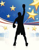 Boxing,Silhouette,Success,Winning,Boxing Glove,Victory,Back Lit,Glove,First Place,Vector,Boxing - Heavyweight,Sports Glove,Star - Space,Ilustration,Striped,Black Color,People,Crowd,White,Star Shape,Vibrant Color,Patriotism,Glowing,Vitality,Multi Colored,Spectator,Shorts,Red,Sports And Fitness,Individual Sports,Digitally Generated Image,Brightly Lit,Shadow Boxing,Sports Backgrounds,Bright,Blue,Shiny,Group Of People