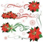 Poinsettia,Christmas,Christmas Decoration,Holly,Vector,Single Flower,Snowflake,Christmas Ornament,Backgrounds,Swirl,Clip Art,Pattern,Greeting,Decoration,Holiday,Snow,Abstract,Blue,Winter,Year,Design,Creativity,Image,Celebration,Beauty,December,Holidays And Celebrations,Ilustration,Gift,Cold - Termperature,Ice,Christmas
