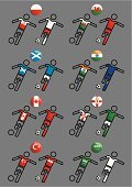Soccer,Collection,Symbol,Canadian Flag,Flag,Poland,Saudi Arabia,Computer Icon,Scotland,Icon Set,Welsh Flag,Interface Icons,Northern Ireland,Saudi Arabian Flag,Scottish Flag,Indian Flag,Turkish Flag,Ethnicity,Irish Flag,Sport,India,Polish Flag,Sports Symbols/Metaphors,Sports And Fitness,Turkey - Middle East,Vector Icons,Set,Illustrations And Vector Art,People,countries,Ball,Soccer Ball,Canada,Vector