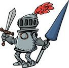 Knight,Cartoon,Medieval,Warrior,Jousting,Suit of Armor,Little Boys,Vector,Roman,Humor,Sword,Shield,Isolated,Army Soldier,Mascot,Work Helmet,Fairy Tale,Sword Fighting,Shiny,Cute,Costume,Characters,Clip Art,Heroes,Conflict,One Person,War,Red,Storytelling,Fun,mighty,Metal,Steel,Nobility,People,Time,Cheap,swordsman,Concepts And Ideas,Chain Mail,Vector Cartoons,Illustrations And Vector Art,Traditional Clothing,Glove,Stage Costume,Fighting Stance,Protective Workwear,Male,Period Costume