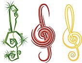 Reggae,Treble Clef,Violin,Tattoo,Music,Jazz,Key Signature,Musical Staff,Music Style,Symbol,Musical Symbol,Sign,Icon Set,Pop,Design,Vector,Rock and Roll,Hip Hop,Design Element,Style,Funk Music,Violin Key,Vector Icons,Music,Arts And Entertainment,Illustrations And Vector Art
