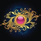 Design Element,Shiny,filigree,Spiral,Intricacy,Scroll Shape,Black Color,Ornate,Swirl,Vector,Red,Gold Colored,Blue,Circle,Pink Color,Arts And Entertainment,Arts Backgrounds,Vector Backgrounds,Vector Ornaments,Illustrations And Vector Art,Elegance,Image Created 2000s,Ilustration,Curve,Creativity,Decoration