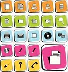Key,File,Document,Symbol,Computer Icon,E-Mail,Telephone,Icon Set,Computer Mouse,Computer,Large Group of Objects,Interface Icons,No People,Green Color,Magnifying Glass,Orange Color,Design Element,Ilustration,Pink Color,Concepts & Topics,Vector,Digitally Generated Image,Design,Clip Art,Computer Graphic,Color Image,Multi Colored,Yellow,Blue,Pen