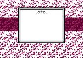 Wedding Invitation,Invitation,Picture Frame,Frame,Elegance,Floral Pattern,Pattern,Vector,Wallpaper Pattern,Vector Backgrounds,Vector Ornaments,Copy Space,Illustrations And Vector Art,Office Supply,Announcement Message,Decoration,Ilustration