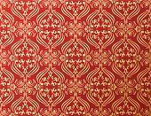 Pattern,Seamless,Art Nouveau,Red,Modern,Floral Pattern,Vine,Art,Decoration,Composition,Vector,Spiral,Gold Colored,No People,Ilustration,Swirl,Old-fashioned,Painted Image,Plant,Ornate,Vector Ornaments,Vector Backgrounds,Decor,Leaf,Branch,Scroll Shape,Illustrations And Vector Art,Vector Florals,Wallpaper Pattern,Image,Shape,Backgrounds,Curve,Victorian Style,Elegance,Curled Up