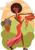 Village,Lifestyles,Africa,South Africa,Pattern,Flower,Silhouette,African Culture,Beauty,Adult,Hut,Cartoon,Sexual Issues,Women,Photography,Vector,African Ethnicity,Animated Cartoon,Illustrations And Vector Art