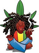 Marijuana,Rastafarian,Reggae,Marijuana Plant,Jamaica,Men,Smoking,ganja,Indigenous Culture,Cartoon,Africa,Vector,Painted Image,Smoke - Physical Structure,Cultures,Ilustration,Narcotic,People,Leaf,Flag,Symbol,Human Head,Fun,Addiction,Green Color,Male,Sitting,Design,Silhouette,Herb,Relaxation,Legalization,Image,Adults,Grass,People,Nature,Illustrations And Vector Art,Single Object,Red,Tropical Music,Vector Cartoons,Lifestyle,Forbidden,One Person,Smiling,Plant,Seat