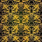 Natural Pattern,Seamless,Intricacy,Pattern,Backgrounds,Design Element,Swirl,Square,Arts Backgrounds,Old-fashioned,Illustrations And Vector Art,Luxury,Continuity,Vector Ornaments,Elegance,Square Shape,Yellow,Scroll Shape,Ilustration,Ornate,Gold Colored,Color Image,Vector,Retro Revival,Wallpaper Pattern,Vector Backgrounds,Arts And Entertainment,Repetition