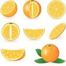 Orange - Fruit,Orange Color,Fruit,Slice,Vector,Symbol,Cross Section,Computer Icon,Icon Set,Ilustration,Food,Tropical Climate,Citrus Fruit,Part Of,Tropical Fruit,Dessert,Leaf,Clip Art,Green Color,Sweet Food,Colors,White Background,Isolated On White,Image,Group of Objects,Freshness,Raw Food,Design Element,Raw Food,Healthy Lifestyle,Internet,Food And Drink,Set,Nature,Snack,Illustrations And Vector Art,Isolated,Vector Icons,Healthy Eating,Ripe,Vegetarian Food,Color Image,Fruits And Vegetables,Organic,Chopped