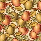 Apple - Fruit,Fruit,Woodcut,Pattern,Backgrounds,Food,Tree,1940-1980 Retro-Styled Imagery,Farm,Engraved Image,Print,Leaf,Ilustration,Computer Graphic,Autumn,Crop,Apple Orchard,Vector,Branch,Seamless,Paintings,Repetition,Decoration,Wallpaper Pattern,Drawing - Art Product,Nature,Vector Backgrounds,Fruits And Vegetables,Nature Backgrounds,Illustrations And Vector Art,Plant,Food And Drink,Nature