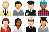 Used,People,Symbol,Uniform,Education,East Asian Ethnicity,Latin American and Hispanic Ethnicity,Multi-Ethnic Group,Occupation,Customer Service Representative,Driver,Musician,Receptionist,Teacher,Security Guard,Computer Icon,Adult,Singer,Color Image,Building Contractor,Illustration,Administrator,Boat Captain,Males,Men,Females,Women,Vector,Construction Worker,African Ethnicity,Afro-Caribbean Ethnicity,Clip Art,User Icons,Icon Set,Avatar