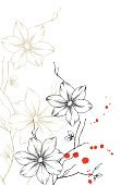 Flower,Sketch,Drawing - Art Product,Sparse,Ilustration,Modern,Art,Decoration,Elegance,Branch,Backgrounds,Pencil Drawing,Monochrome,Composition,Hand-drawn,Beauty,Nature,Growth,Chinese Culture,Blob,Korean Culture,Painted Image,Beauty In Nature,East Asian Culture,Japan,Buddhism,Vector,Freshness,Tranquil Scene,Leaf,Stained,Zen-like,Feng Shui,Creativity,White,Clip Art