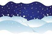 Snowdrift,Snow,Snowflake,Winter,Road,Landscape,Backgrounds,Tree,Nature,Night,Season,Nature,Winter,Frost,Image,Vector,Ilustration