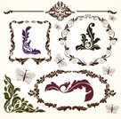 Picture Frame,Frame,Growth,Baroque Style,Ornate,Decoration,Symbol,Digitally Generated Image,Drawing - Art Product,Flower,Black Color,Curve,Computer Graphic,Floral Pattern,Plant,Sign,Silhouette,Nature,Angle,Funky,Part Of,Vector,Scroll Shape,Clip Art,Shape,Pencil Drawing,Vector Ornaments,Swirl,Set,Deco,Vector Florals,Art Deco,Ilustration,Curled Up,Illustrations And Vector Art,Nature Abstract,Nature