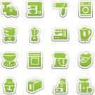 Appliance,Symbol,Laundry,Computer Icon,Icon Set,Electric Mixer,Store,Green Color,Food,E-commerce,Meat Grinder,Kettle,Internet,Balance,processor,Computer,Label,Sewing-machine,Kitchen Unit,Gas-furnace,Arts And Entertainment,Vector,Web Page,coffee-grinder,Illustrations And Vector Art,Retail,Business,Breakfast,Contour Drawing,Arts Symbols,Vector Icons,Business Symbols/Metaphors,Bread Maker,White,Coffee-machine,Connection