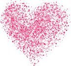 Heart Shape,Watercolor Painting,Spotted,Love,Pink Color,Spray,Paint,Valentine's Day - Holiday,Halftone Pattern,Ink,Splattered,Color Image,Romance,Vector,I Love You,Drop,Blob,Digitally Generated Image,Isolated,Symbol,Halftone Pattern,Computer Graphic,Single Object,Multi Colored,Design,No People,Red,Decoration,White Background,Ilustration,Isolated On White,eps8,Design Element