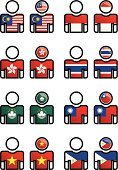 Filipino Ethnicity,Flag,Symbol,Chinese Ethnicity,Macao,Computer Icon,Indonesia,Malaysia,Philippines Flag,Malaysian Culture,Indonesian Ethnicity,Taiwan,Malaysian Person,Vector,Soccer,Icon Set,Vietnamese Flag,Talking,China - East Asia,Thailand,Indonesian Culture,Asia,Vietnam,Malaysian Flag,Sport,Philippines,Indonesian Flag,Text,People,Thai Flag,Chinese Flag,Ethnicity,Thai Culture,Set,National Flag,countries,Collection,Thai Ethnicity,Interface Icons,Asian Tigers,Men,Hong Kong,Chinese Culture,East,Taiwanese Flag