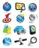 Symbol,Global Positioning System,Map,Computer Icon,Car,Satellite,Direction,Icon Set,Target,Famous Place,Compass,Travel,Searching,Sign,Technology,Satellite Dish,Journey,Bull's-Eye,Interface Icons,Magnifying Glass,Flag,Commuter,Global Communications,Tourism,Car Key,Positioning,Global Business,Personal Data Assistant,Business Travel,Flying,Electronic Organizer,Communications Tower,Travel Locations,Transportation,Palmtop,Vector Icons,Illustrations And Vector Art