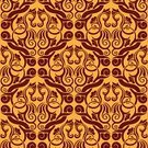 Seamless,Pattern,Wallpaper Pattern,Elegance,Square Shape,Continuity,Orange Color,Luxury,Square,Arts Backgrounds,Illustrations And Vector Art,Scroll Shape,Intricacy,Old-fashioned,Color Image,Design Element,Arts And Entertainment,Vector Backgrounds,Vector Ornaments,Retro Revival,Vector,Repetition,Ornate,Swirl,Ilustration,Backgrounds