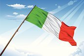 Italian Flag,Flag,Italy,Green Color,Red,White,Vector,Backgrounds,Europe,Ripple,Blowing,Wind,Travel Locations,Large,Flag Blowing,Symbol,flagging,Business,Rippled,Tossing,waving flag,Diminishing Perspective,Design,Cultures,Rising,Ilustration,Flying Flag,Sign,flaged,Nature
