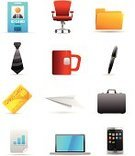 Tie,Symbol,File,Computer Icon,Icon Set,Report,Office Interior,ID Card,Ring Binder,Computer,Paper Airplane,Paper,Chair,Equipment,Professional Occupation,Credit Card,Pen,Number,Mobile Phone,Set,Document,Briefcase,Note Pad,Computer Network,Data,Laptop,Communication,Global Communications,Tea - Hot Drink,Objects/Equipment,Vector Icons,Illustrations And Vector Art,Coffee Cup,Office Supply,Interface Icons,Concepts