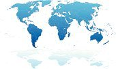 World Map,Map,Globe - Man Made Object,Earth,Global Communications,Europe,Cartography,USA,Planet - Space,Vector,Physical Geography,Africa,Ilustration,The Americas,Topography,Art Product,Ideas,Color Image,Inspiration,Vector Backgrounds,Illustrations And Vector Art,Human Settlement,Business Travel,People Traveling