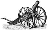 Cannon,Engraved Image,Gun,Old-fashioned,Old,Heavy,Weapon,Marines,History,Awe,Power,Army,Gun Barrell,Tower,Military,Obsolete,Shell,Technology,Armed Forces,Sheltering,Bolt,Engineering,Persuasion