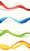 Abstract,Backgrounds,Striped,Red,Banner,Vector,Blue,Green Color,Color Gradient,White,Freshness,Design Element,Modern,Decoration,Creativity,Ilustration,Vibrant Color,Collection,Style,Composition