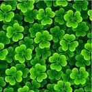 Clover,St. Patrick's Day,Celtic Culture,Backgrounds,Pattern,Republic of Ireland,Design Element,Irish Culture,Vector,March,Textured,Springtime,Nature,Leaf,Wallpaper Pattern,Symbol,Design,Green Color,Cultures,Decoration,Luck,Floral Pattern,Ilustration,Clover Background,Holiday,Clover Field,Holidays And Celebrations,St Patrick's Day,Illustrations And Vector Art,Objects/Equipment