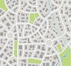 Map,Town,Cartography,Urban Scene,Street,Plan,Symbol,Built Structure,Abstract,Pattern,Backgrounds,Vector,Ilustration,District,Single Line,Drawing - Art Product,River,Green Color,Sign,Blue,White,Gray,Computer Graphic,Lane,Illustrations And Vector Art,Vector Backgrounds,Travel Backgrounds,Travel Locations